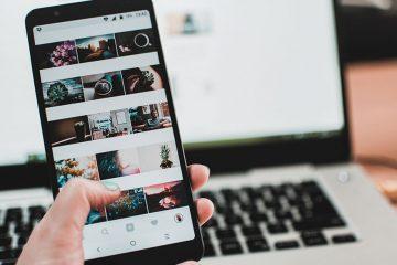 Instagram céges oldal használata